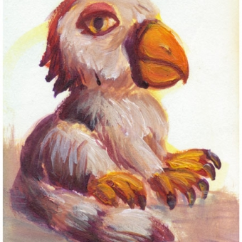 Gryphon Pup 2016