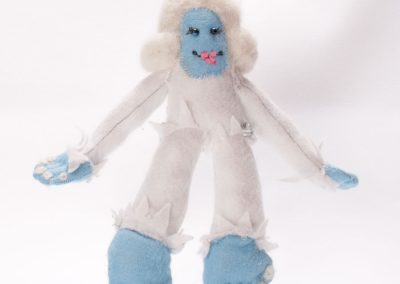 Betty Yeti-Plush