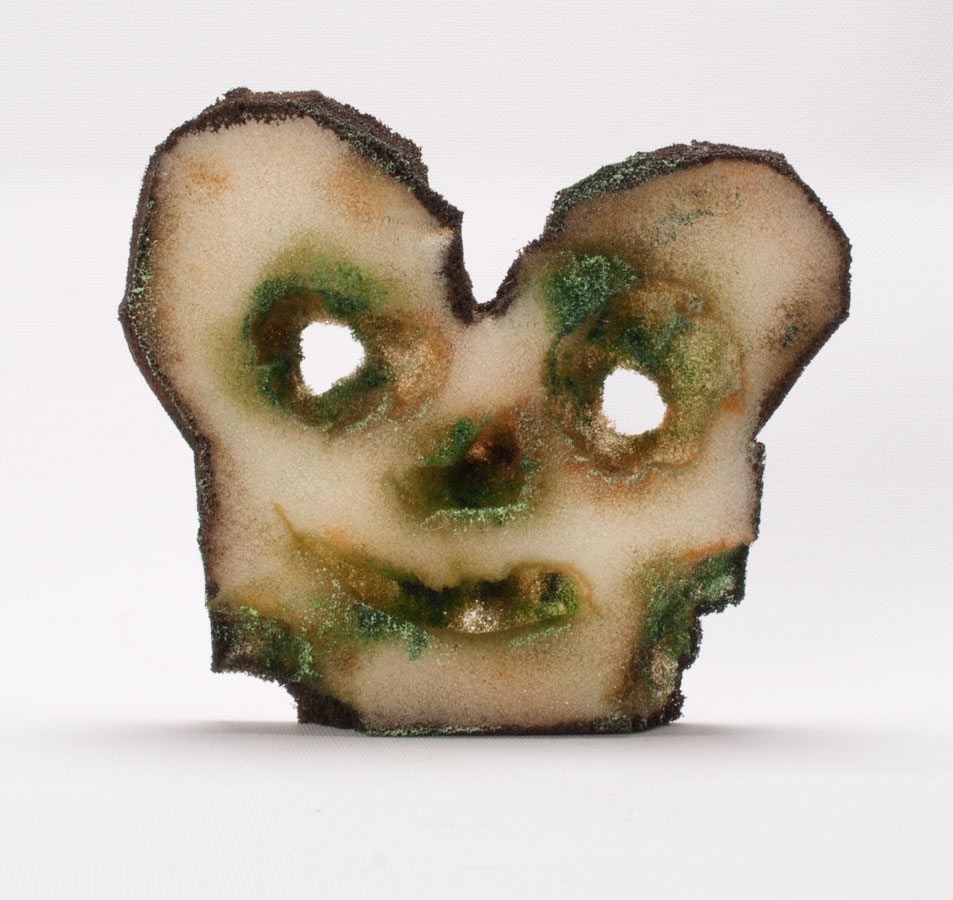 Walking Bread zombie